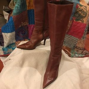 Boots, Cognac Brown, sz 8, Nine West